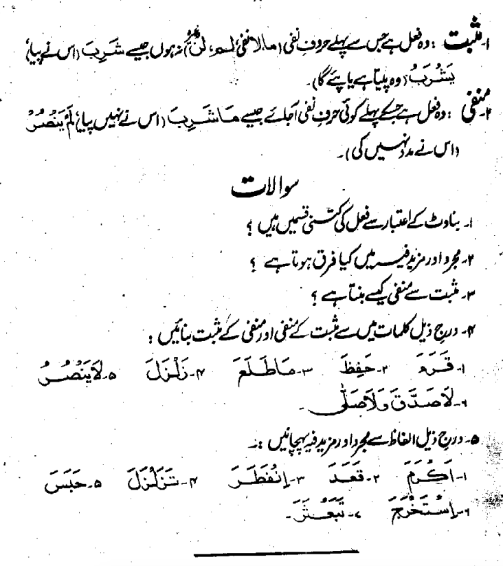 Tas-Heel-us-Sarf (Urdu) – Motivated Sisters